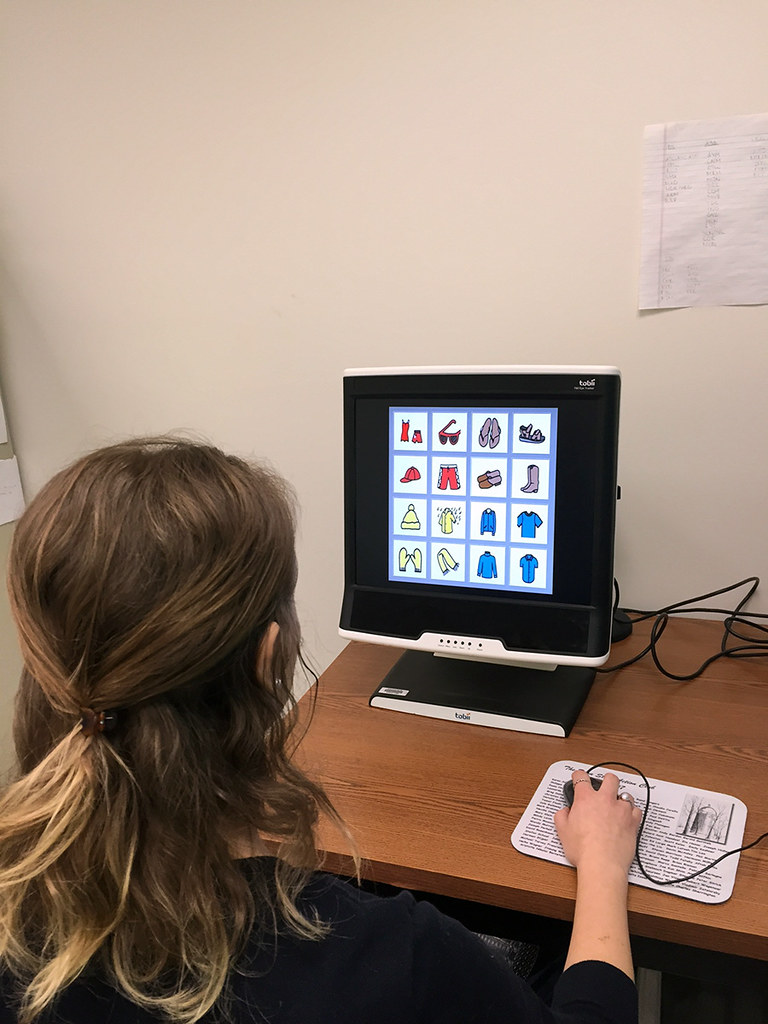 Manhattan Letters AAC Augmentative and Alternative Therapy in Manhattan, NYC.