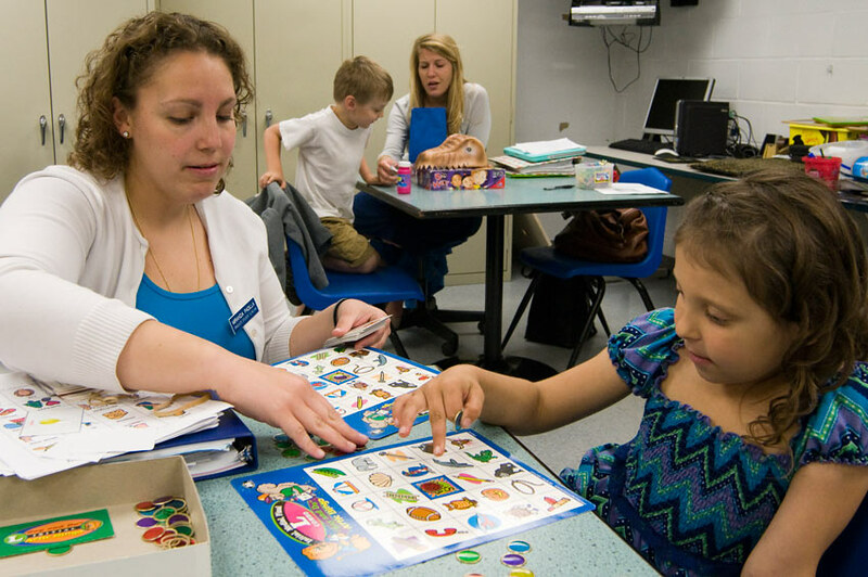 speech articulation therapy